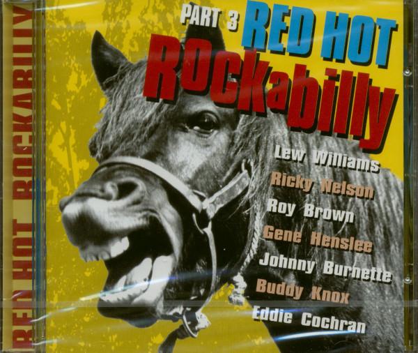 Red Hot Rockabilly - Part 3 (CD)