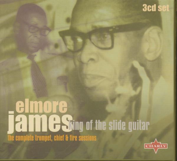 King Of The Slide Guitar (3-CD Box)