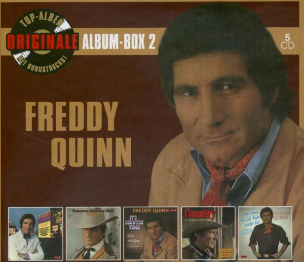 Originale, Album-Box 2, Deluxe-Edition (5-CD)