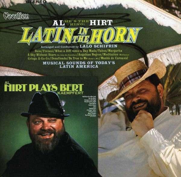 Plays Bert Kaempfert & Latin In The Horn