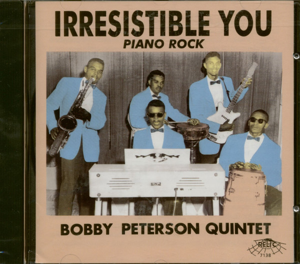 Irresistible You - Piano Rock