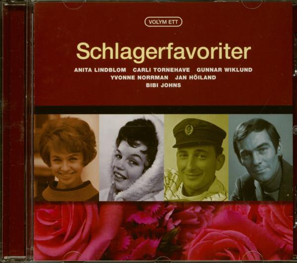 Schlagerfavoriter (CD)
