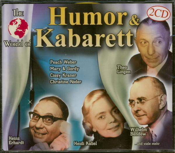 The World Of Humor & Kabarett (2-CD)
