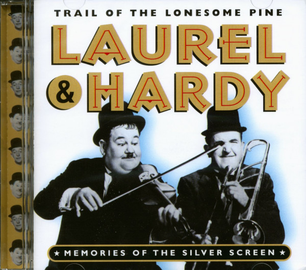 Trail Of The Lonesome Pine (CD)