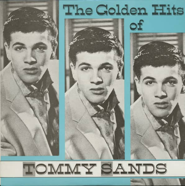 The Golden Hits Of Tommy Sands (LP)