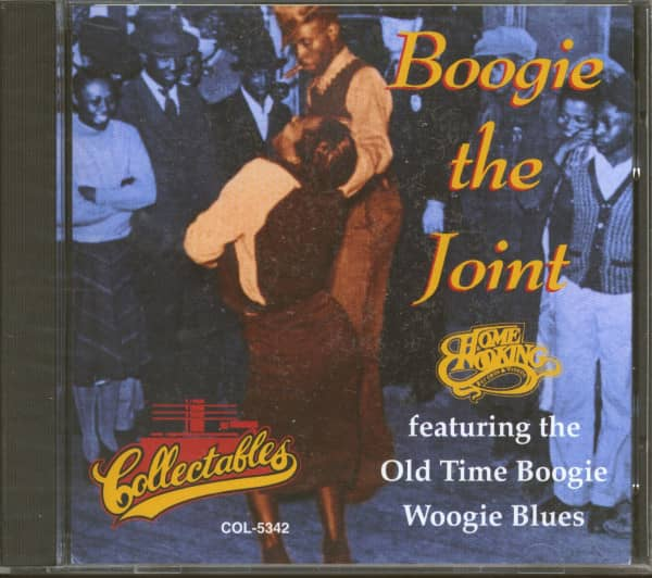 Boogie The Joint (CD)