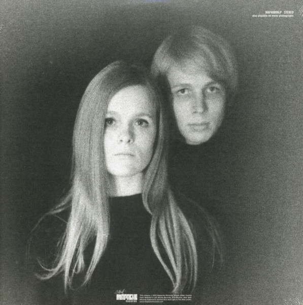 The Chuck And Mary Perrin Album (LP, Ltd.)