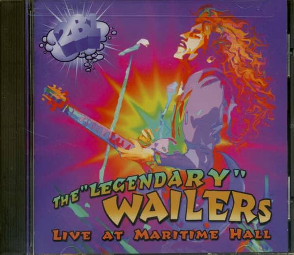 Live at Maritime Hall (CD)