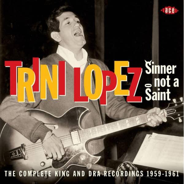 Sinner Not A Saint - Complete King & DRA Recordings 1959-61 (CD)