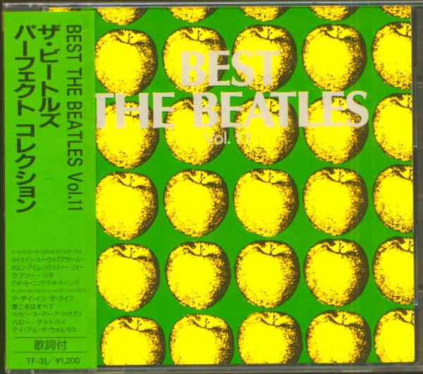 Best - The Beatles, Vol.11 (CD, Japan)