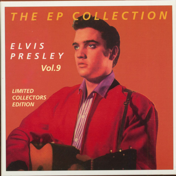 The EP Collection Vol.9 (6-CDR, Ltd.)