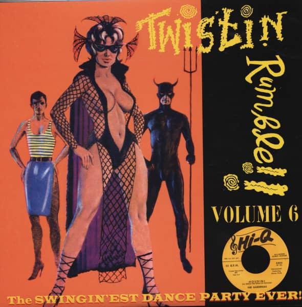 Twistin Rumble! Vol. 6