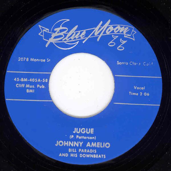 Jugue - Downbeat's 7inch, 45rpm