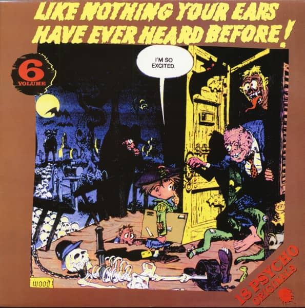 Like Nothing Your Ears Have Ever Heard Before! Vol.06 (LP)
