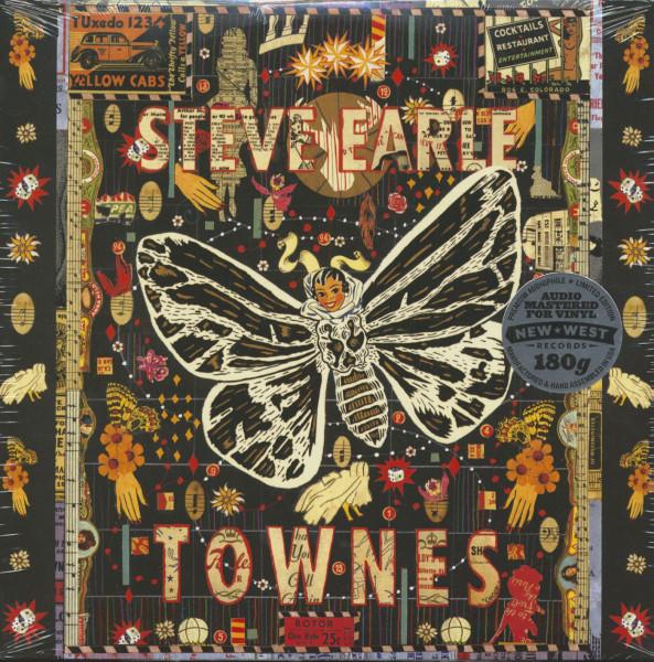 Townes (2-LP, 180g Vinyl)