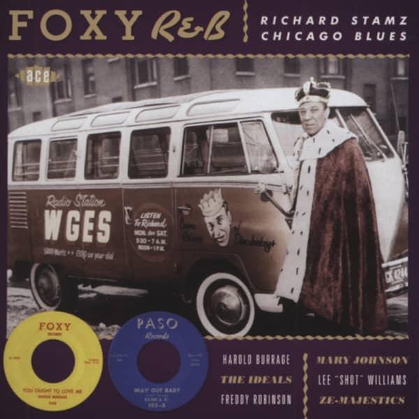 Foxy R&B: Richard Stamz Chicago Blues