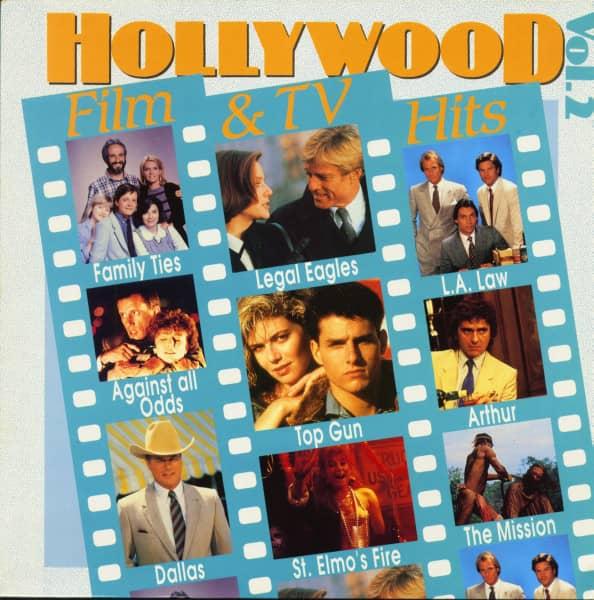 Hollywood Film & TV Hits Vol. 2 (LP)