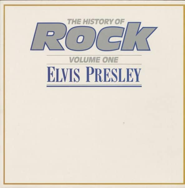 The History Of Rock Vol.1 (LP)