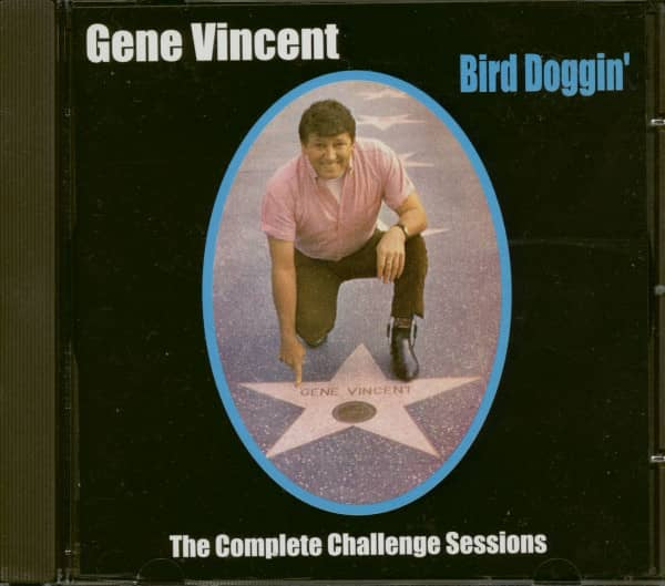 Bird Doggin' - The Complete Challenge Sessions (CD)