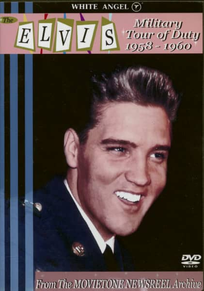 Military Tour Of Duty 1958-60 (DVD)