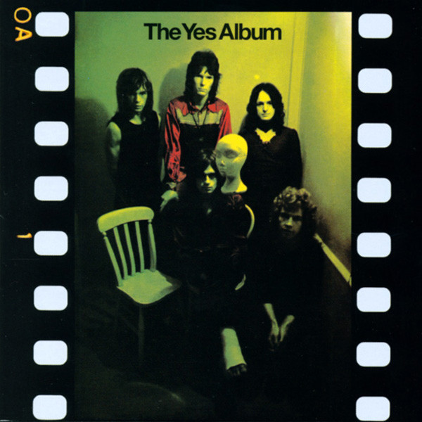 The Yes Album...plus (EU)