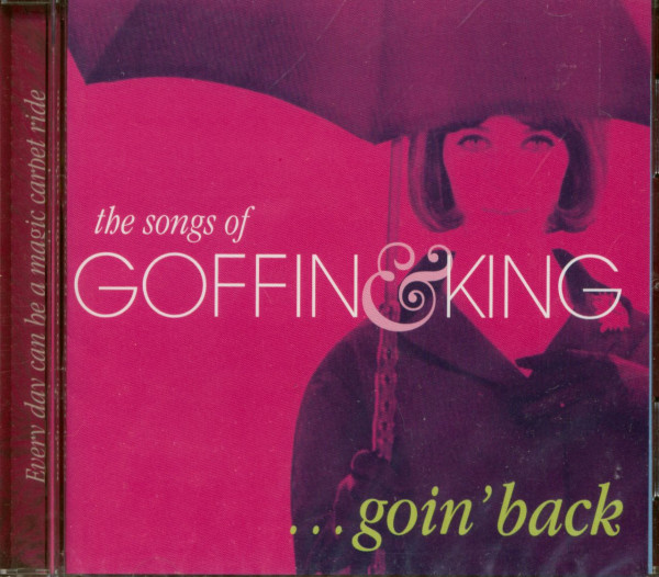 Goin' Back - The Songs Of Goffin & King (CD)