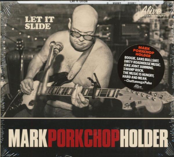 Let It Slide (CD)