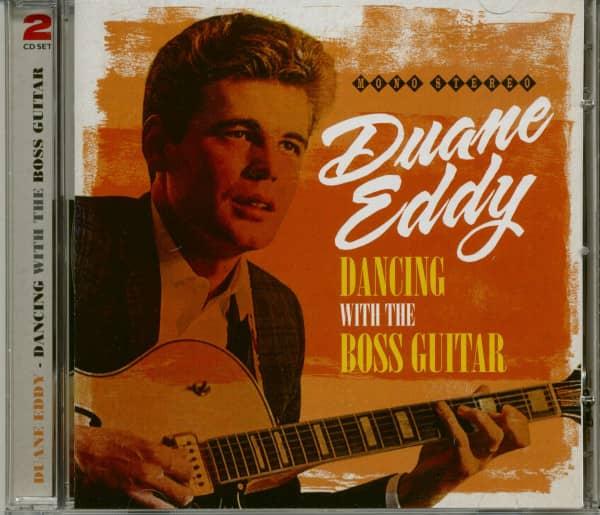 Dancin' With The Boss Guitar (2-CD)