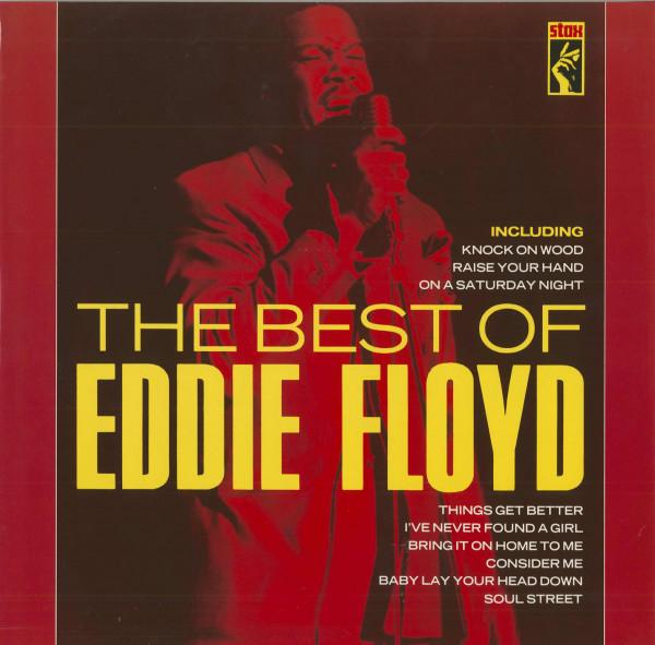The Best Of Eddie Floyd (LP)