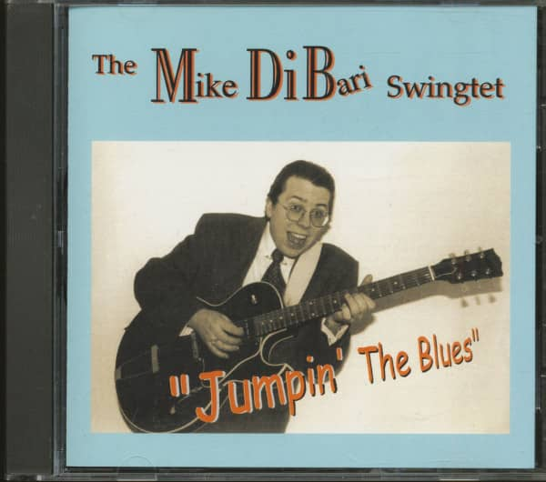 Jumpin' The Blues (CD)