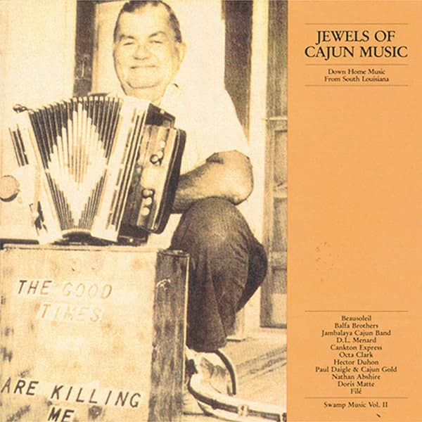Vol.2, Swamp Music - Jewels Of Cajun