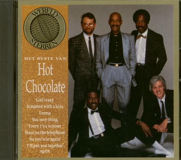 Het Beste Van Hot Chocolate (CD)