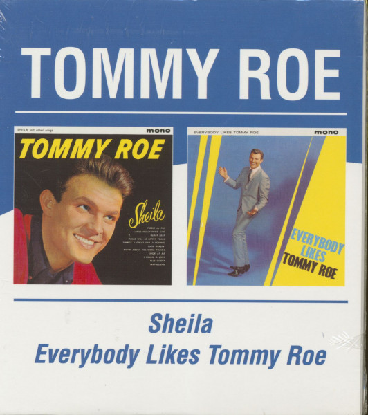 Sheila - Everybody Likes Tommy Roe (CD)