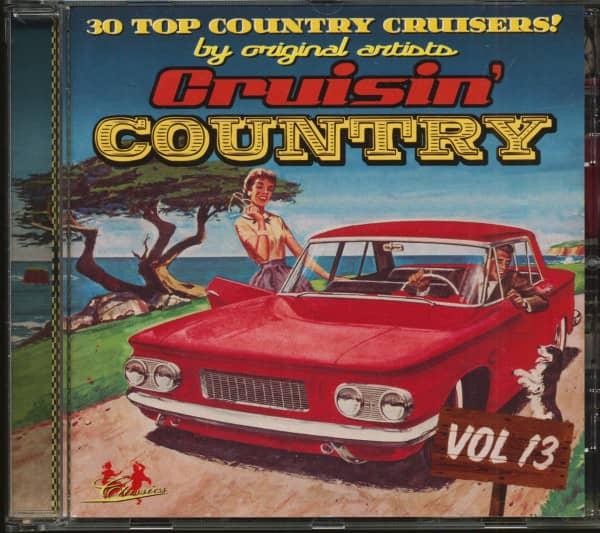 Cruisin' Country Vol.13 (CD)