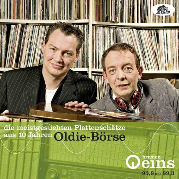 10 Jahre Oldiebörse - Radio Bremen 1