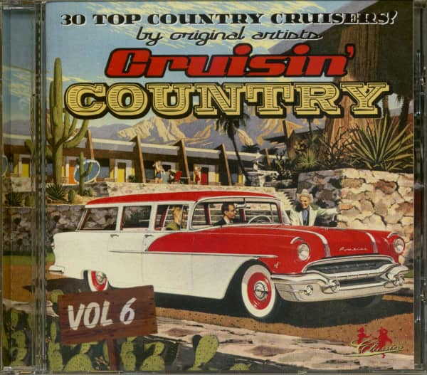 Cruisin' Country Vol.6 (CD)