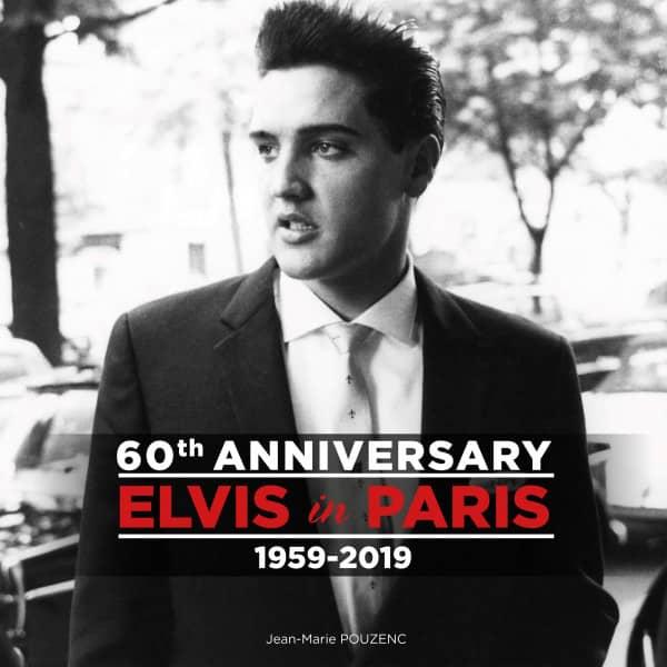 Elvis In Paris - 60th Anniversary (Book, Ltd.)