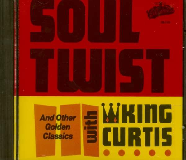 Soul Twist (CD)