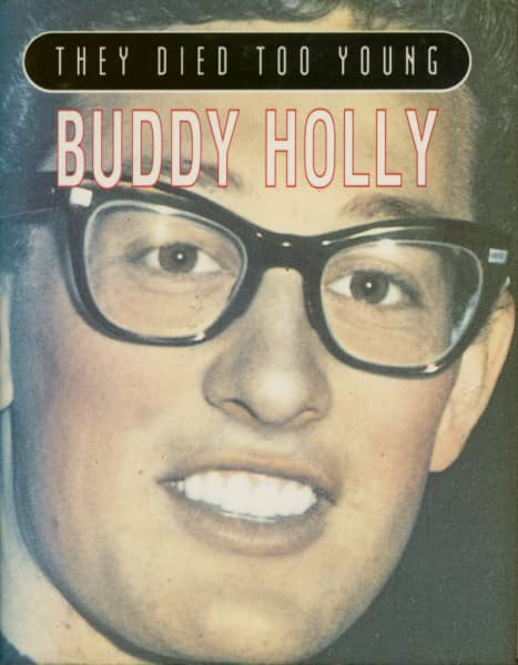 They Died Too Young - Buddy Holly by Tom Stockdale