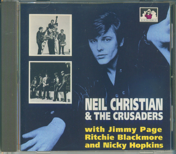 Neil Christian & The Crusaders - 1962-1973 (CD Album)