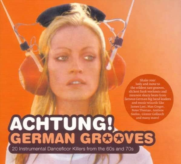 Achtung! German Grooves