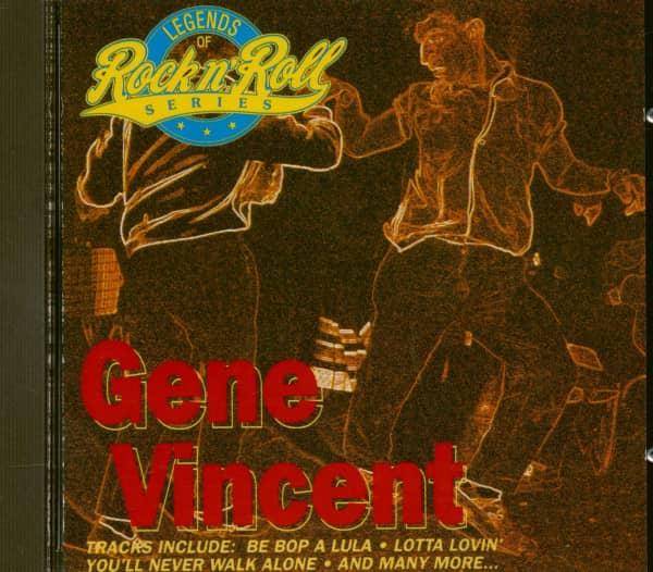 Legends Of Rock 'N' Roll (CD)