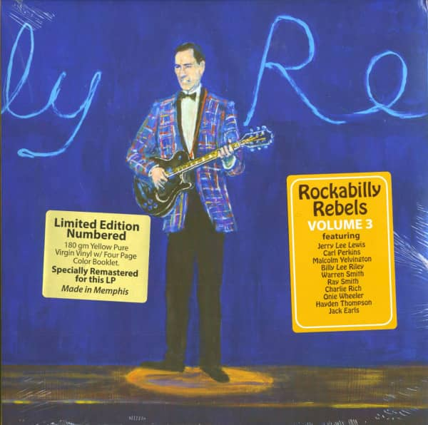 Rockabilly Rebels Vol.3 (LP, 180g)