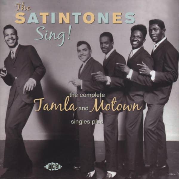 Sing! Complete Tamla - Motown Singles...plus