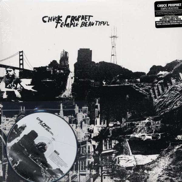 Temple Beautiful (LP-CD)