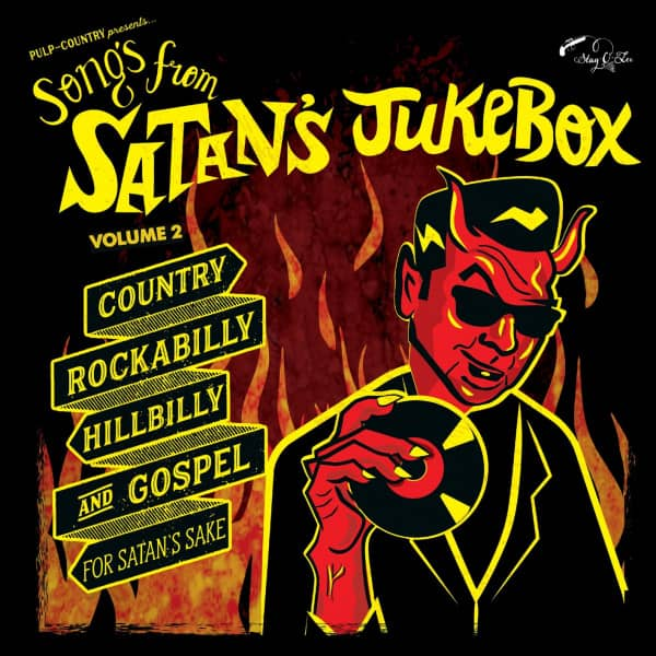 Songs From Satan's Juke Box Vol.2 (LP, 10inch, Ltd.)