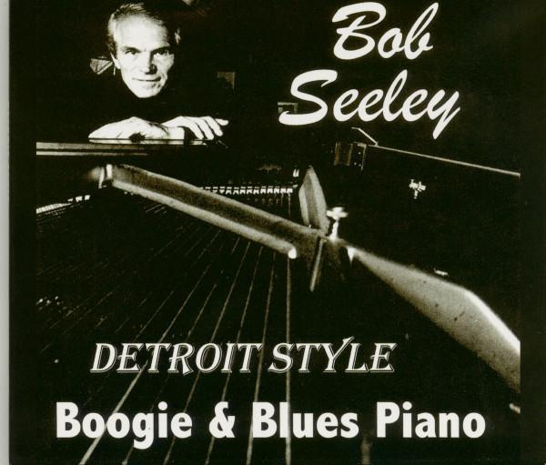 Detroit Style (CD)