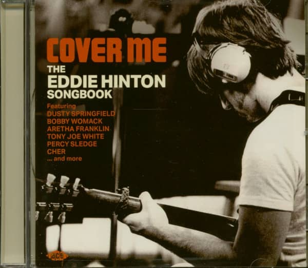 Cover Me - The Eddie Hinton Songbook (CD)