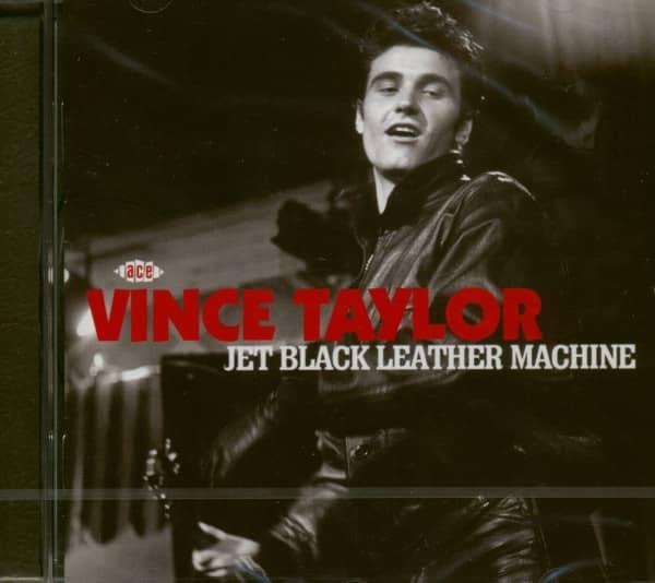 Jet Black Leather Machine (CD)