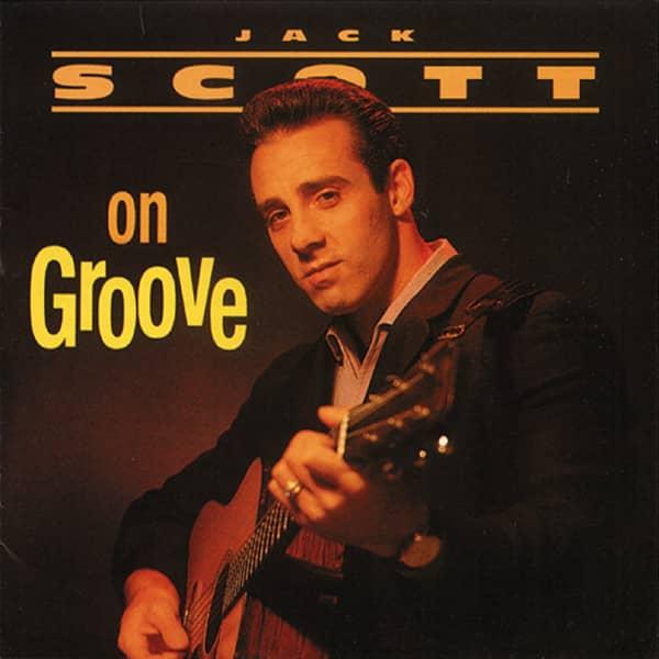 Scott On Groove (CD)